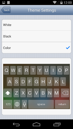 emoji keyboard emoticons white скачать