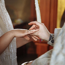 Wedding photographer Anastasiya Grigoreva (photoNG). Photo of 17.06.2018