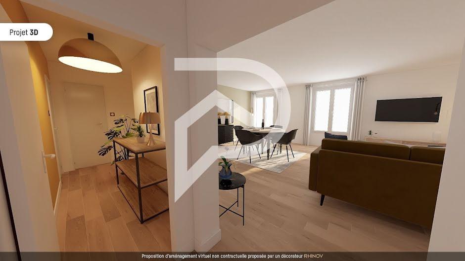 Vente appartement 4 pièces 81.66 m² à Saint-Germain-en-Laye (78100), 661 500 €