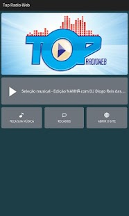 Top Rádio Web- screenshot thumbnail