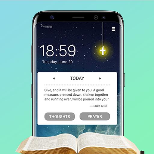 Bible Verse Lock Screen