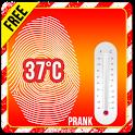 Finger Body Temperature Prank1 icon