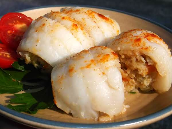 Crab-stuffed Flounder Recipe