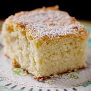 Whipping Cream Cake.