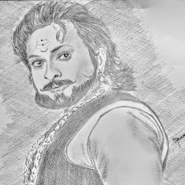 Sambhaji raje by Vaibhav Chavan - Drawing All Drawing