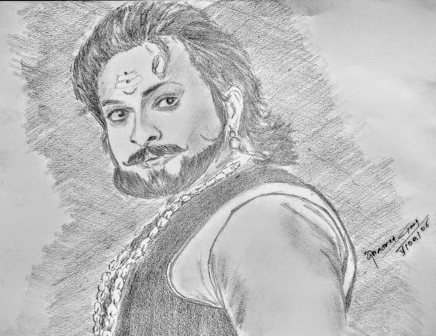 Sambhaji raje by Vaibhav Chavan - Drawing All Drawing