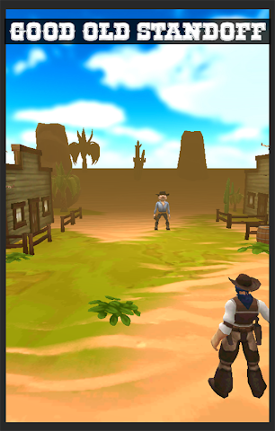 android Wild West: Bounty Screenshot 0