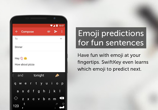 SwiftKey Keyboard screenshot 6