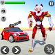 Cat Robot Car Game - Car Robot Transformation