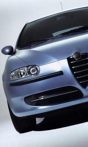 Wallpaper Alfa Romeo 1475 door