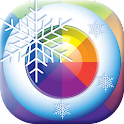 Winter Season Photo Studio icon