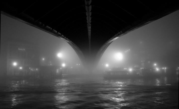 V..Venezia ponte della costituzione di flaviogallinaro