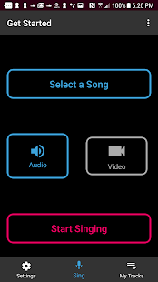 Voloco: Auto Tune + Harmony- screenshot thumbnail