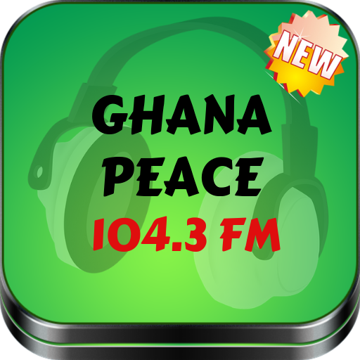peace fm 104.3 online live radio from ghana