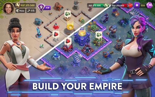 Dystopia: Rebel Empires apktram screenshots 15
