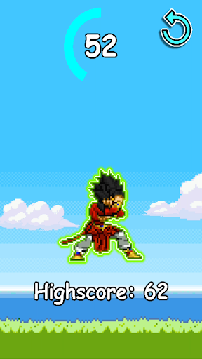 Saiyajin Power 1.1.111 gameplay | by HackJr.Pw 12