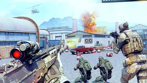 Black Ops SWAT - Offline Shooting Games 2020 1.0.5 screenshots 4