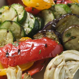 Cooking Fresh Vegetables Recipes