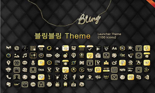 Bling Bling Launcher Special