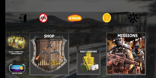 Conscription: Battle Day apkmr screenshots 1