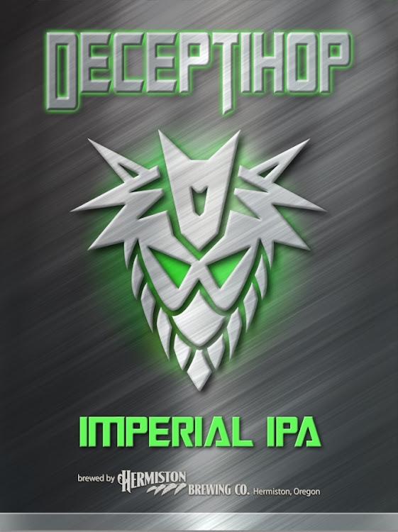 Logo of Deceptihop Imperial IPA
