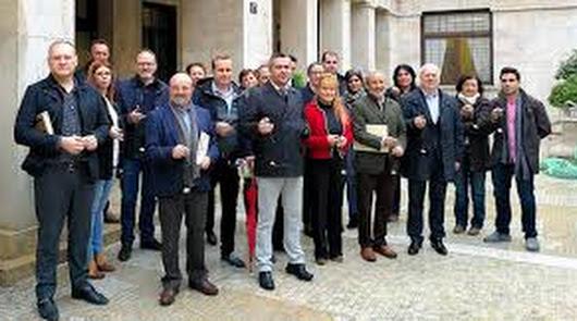 Alcaldes socialistas desconvocan una concentración en pleno estado de alarma