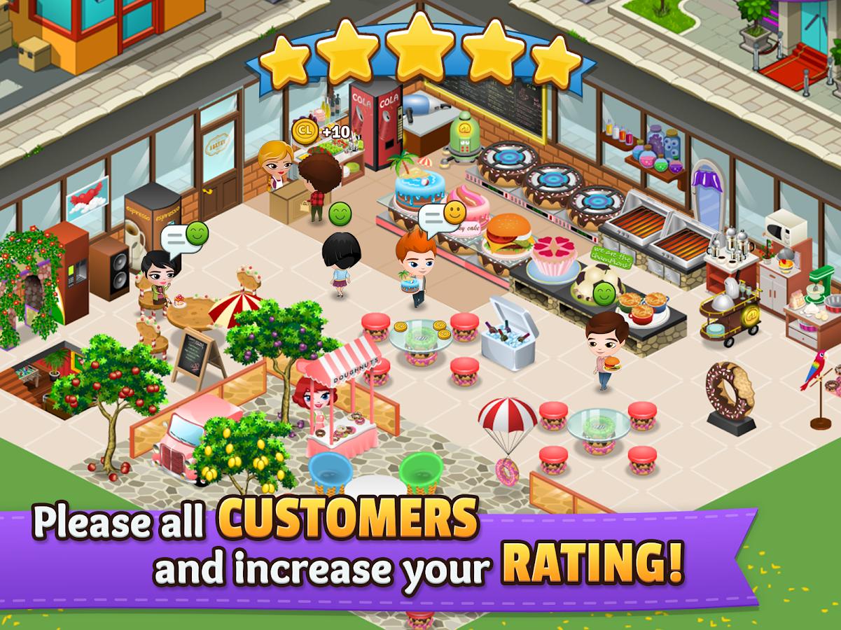 Cafeland world kitchen android apps on google play - Best kitchen design app ...