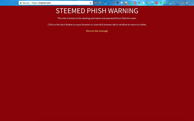 Steemed Phish