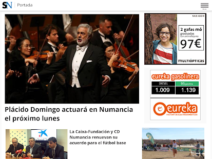 Soria Noticias - Diario Digital- screenshot thumbnail