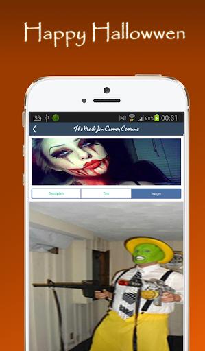 Scary Halloween Masks 2015