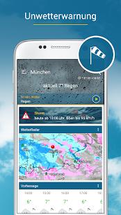 T-Online Wetter App