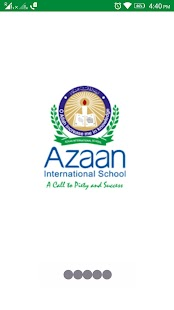 Azaan International School - náhled