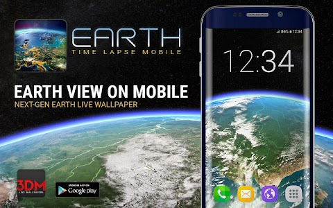 Earth Time Lapse Mobile screenshot 0