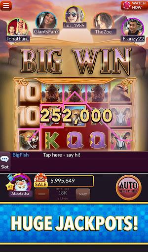 Big Fish Casino u2013 Play Slots & Vegas Games  screenshots 14