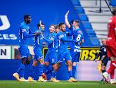 Racing Genk-Antwerp: 4-2
