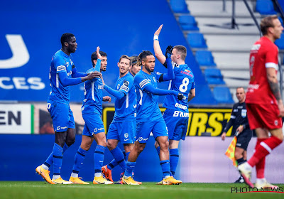 Racing Genk-Antwerp: 4-2