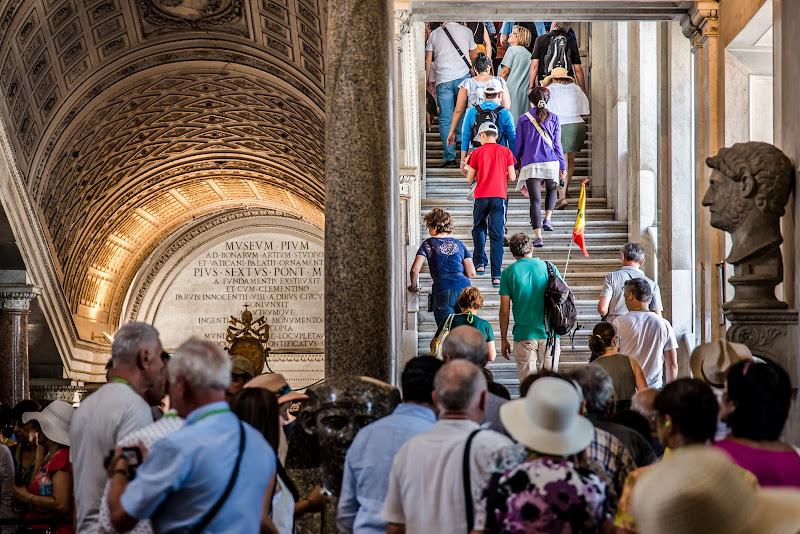 scale vaticane di Maurizio Valentini