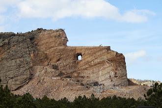 Photo: 06/06/2013 - Crazy Horse Memorial, South Dakota