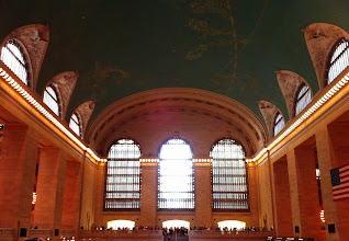 Photo: Grand Central Ceiling