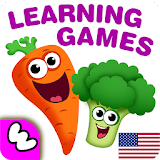 FUNNY FOOD 2! Educational Games for Kids Toddlers! Apk Download Free for PC, smart TV