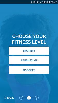 ENERGETICS Training - screenshot