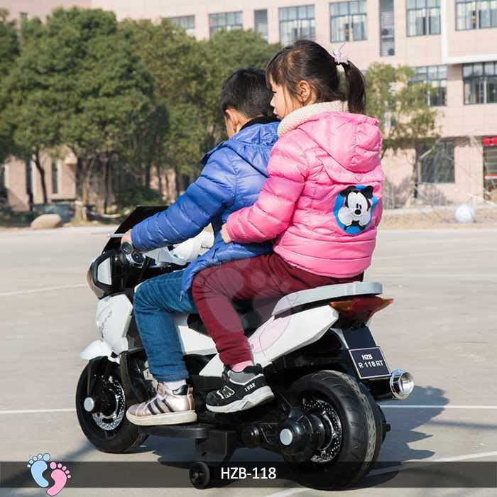 Xe mô tô điện cho bé HZB-118 2