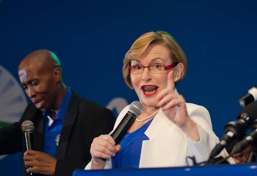 Western Cape premier Helen Zille was the subject of many news headlines in 2018.