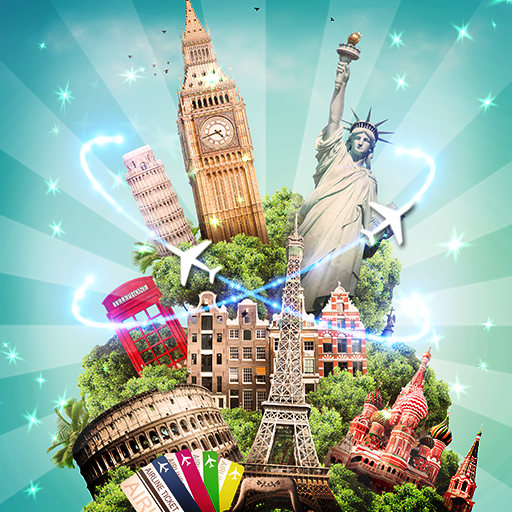Hidden Objects World Tour - Search and Find