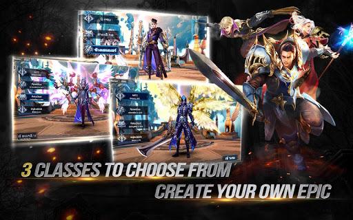 Goddess: Primal Chaos - English 3D Action MMORPG  screenshots 3