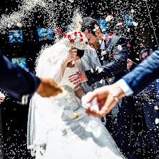 Vestuvių fotografas Alessandro Spagnolo (fotospagnolonovo). Nuotrauka 11.02.2019