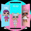 Best Cute Surprise Lol Dolls Wallpaper icon