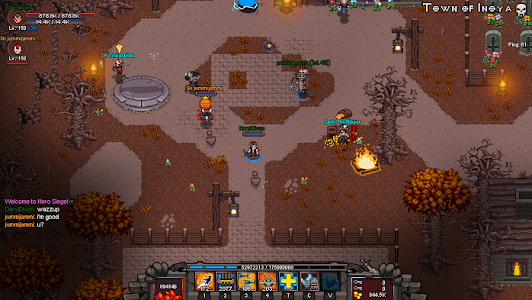 Hero Siege: Pocket Edition v1.7.3 Mod Crystals