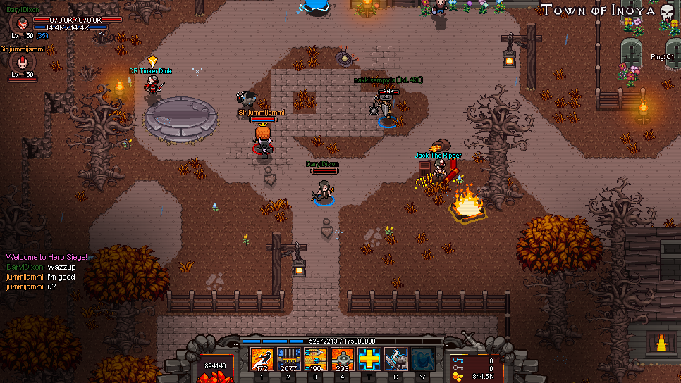 Hero Siege: Pocket Edition- screenshot
