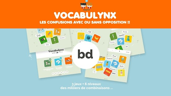 How to download VOCABULYNX Confusions ( b*d ) 1 unlimited apk for pc